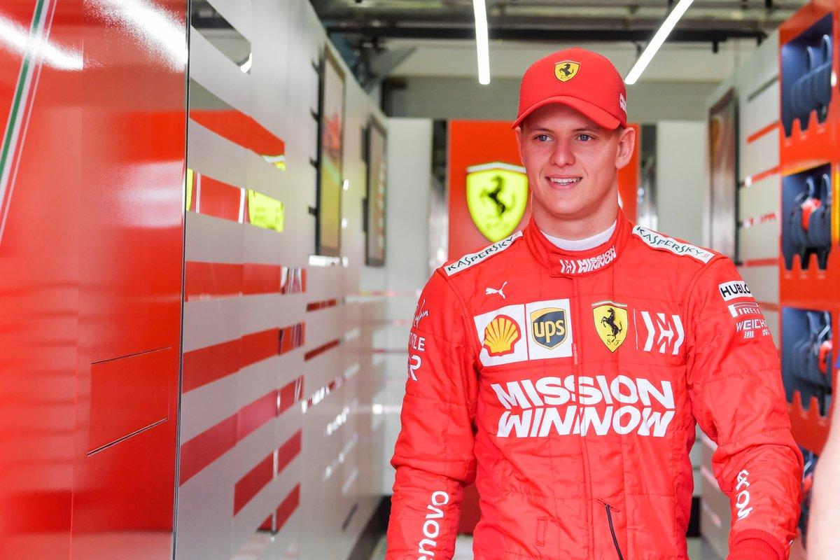 """Mick Schumacher: """"Nenhum piloto chega à F1 por causa do apelido"""""""