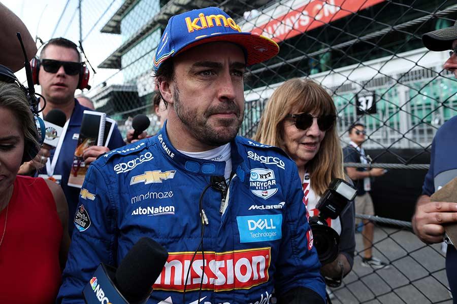 """Fernando Alonso: """"Temos de ficar em casa, e acho que será assim por muitas semanas"""""""