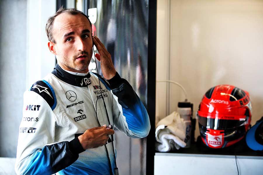 """Robert Kubica: """"Não é preciso muito para que as coisas mudem…"""""""