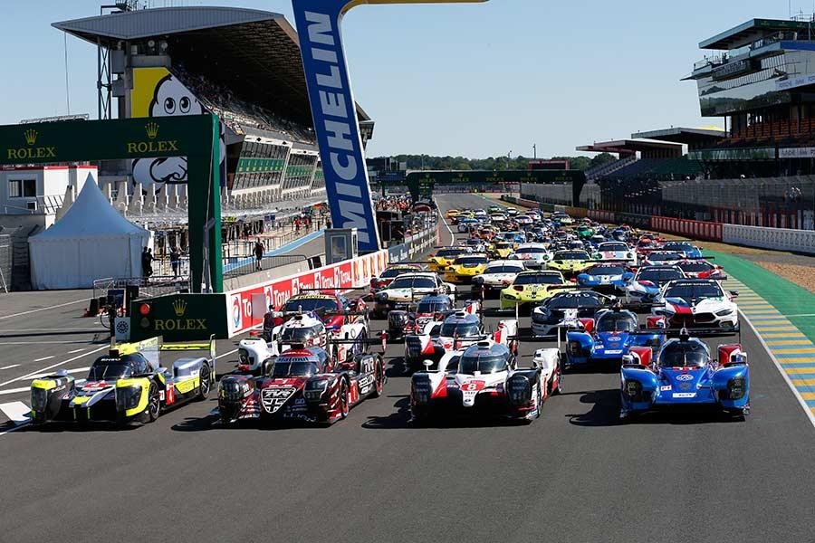 24 Horas de Le Mans adiadas para setembro