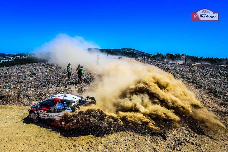 WRC, Rali da Sardenha adiado, notícias de Portugal em breve