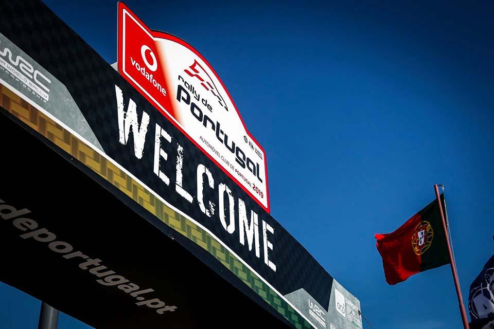 WRC, Rali de Portugal: Decisões no início de abril