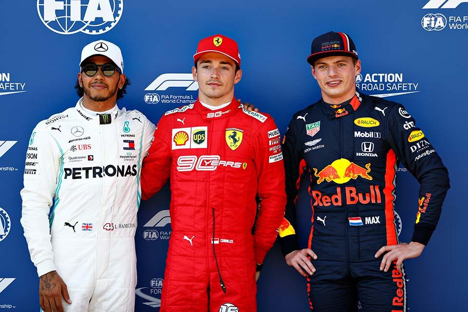 """F1, Charles Leclerc: """"Não me tornei automaticamente o número 1 na Ferrari"""""""