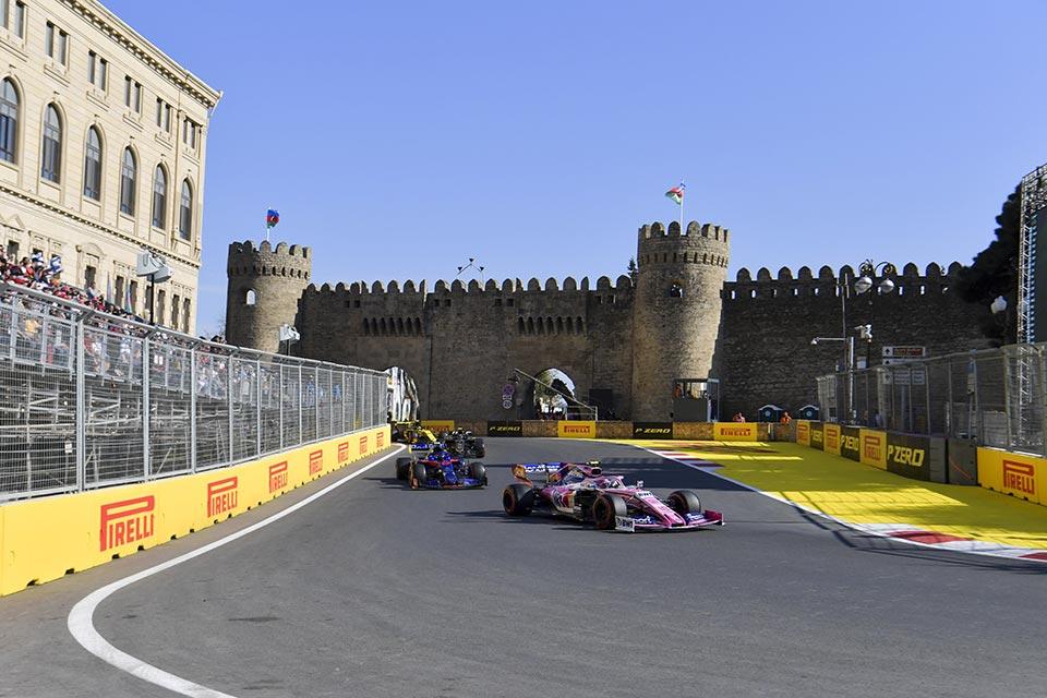 F1: GP do Azerbaijão prestes a ser adiado