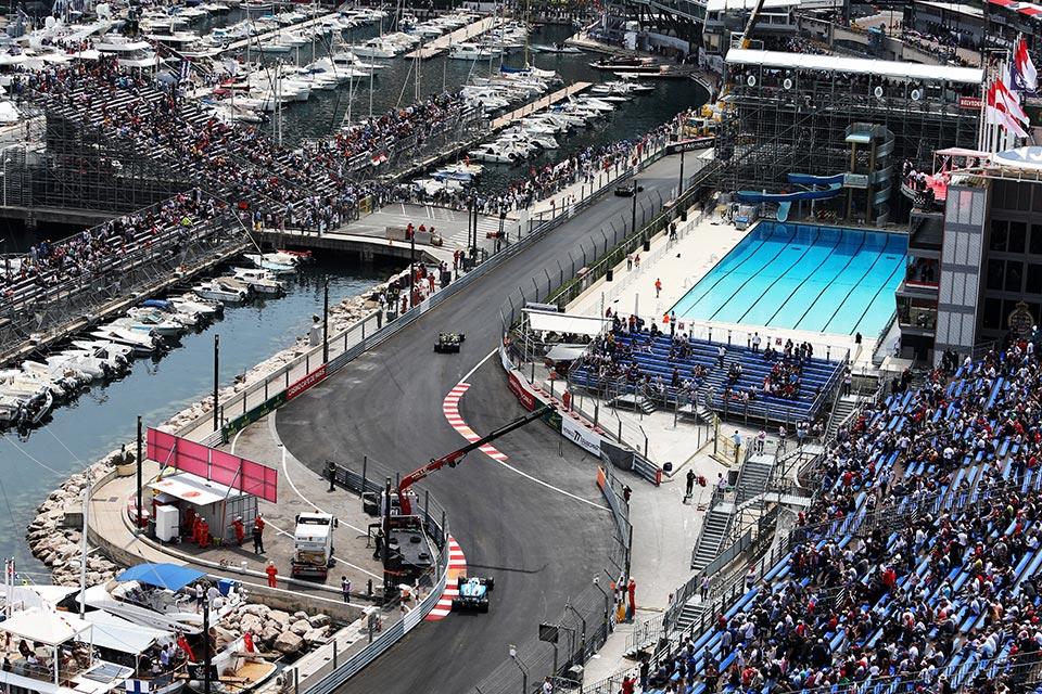 Quem impacto para a F1 sem o GP do Mónaco?