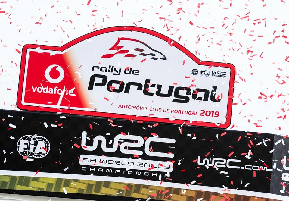 WRC: Vodafone Rally de Portugal 2020 adiado