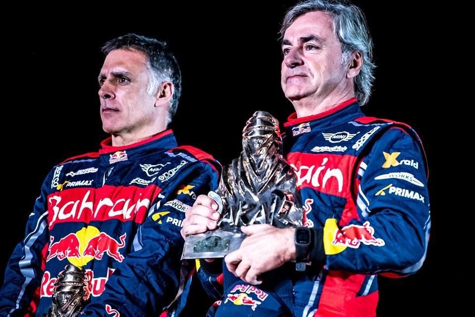 'Lay off' na Fórmula 1?