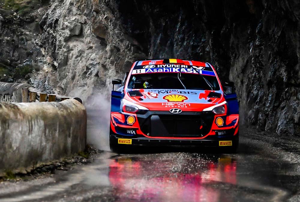 Photo of WRC, PE10: É 'isto' o Rali de Monte Carlo… | AutoSport
