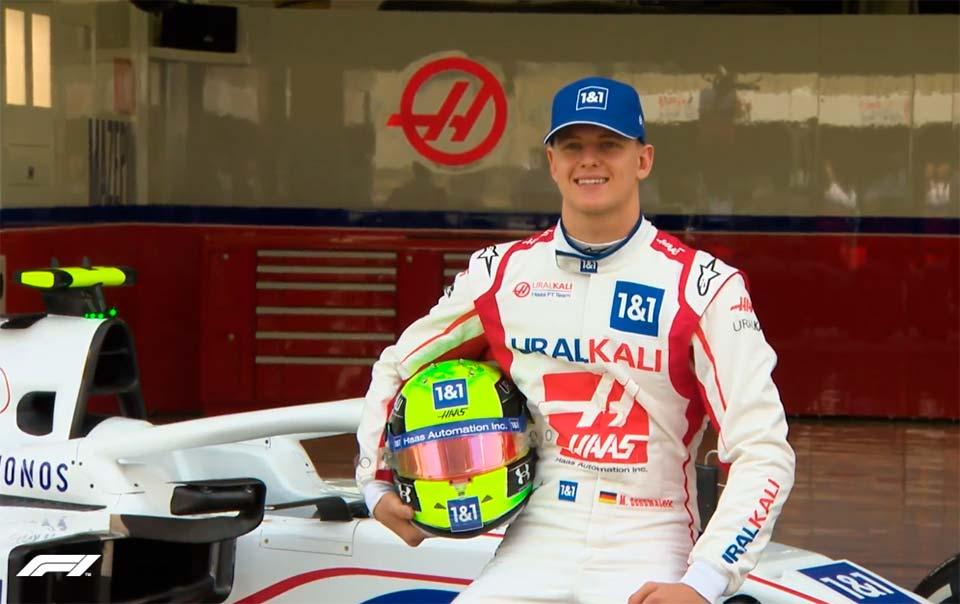 Mick Schumacher F1